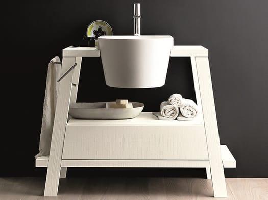 Canestro, il nuovo lavabo di Novello