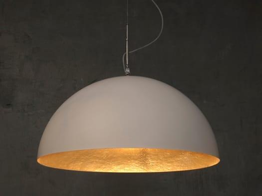 Mezza Luna Gold finish by In-es.artdesign