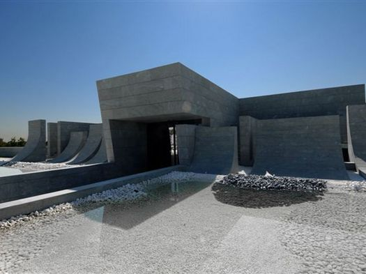 1001 Nights House project by A-cero