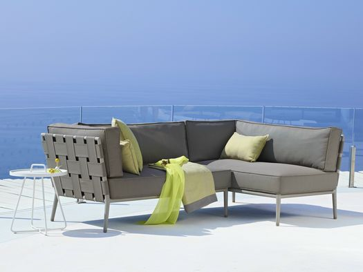 The exclusive garden furniture by Cane-Line