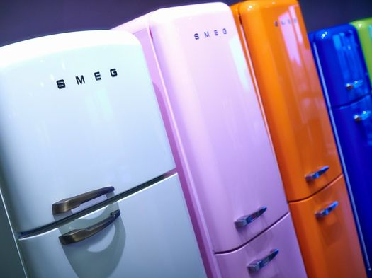 Smeg inaugurated the new Showroom in Moscow