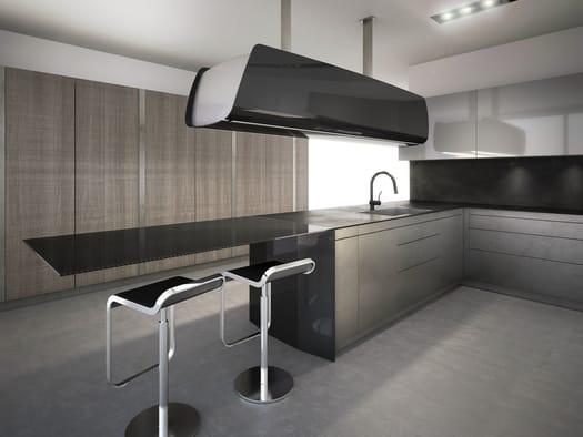 Invisibile, la nuova cucina Toncelli