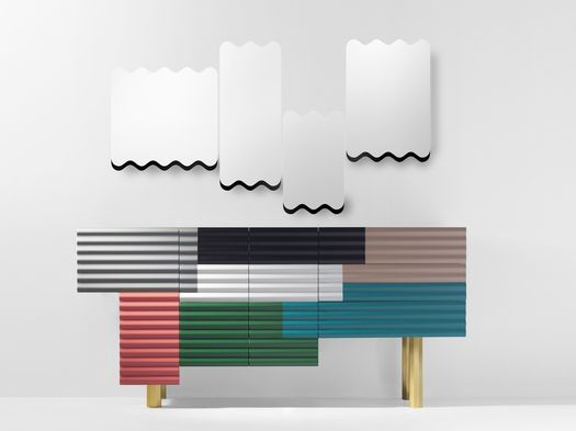 BD Barcelona presents Shanty designed by Doshi Levien