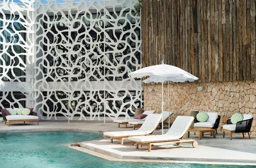 Tribù furnishes the Hard Rock Hotel Ibiza