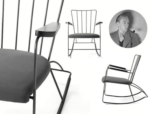 BuzziSpace pays tribute to Ernest Race's classic designs