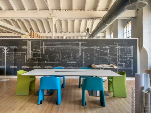 New products for workspaces by Pedrali