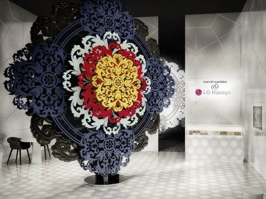 Marcel Wanders' rational and emotional worlds at Fuorisalone 2015