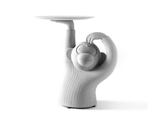 An useful sculpture: Monkey by Jaime Hayon for BD Barcelona
