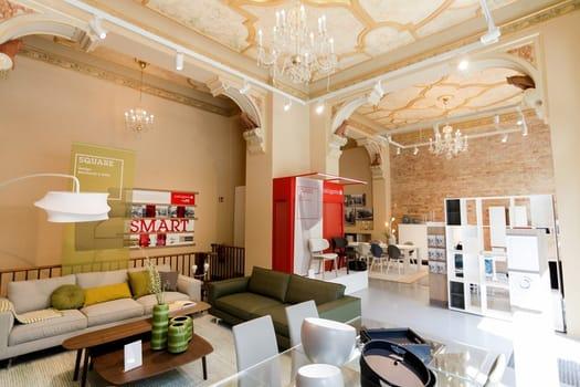 Nel cuore di Berlino Mitte apre il nuovo Calligaris Flagship Store