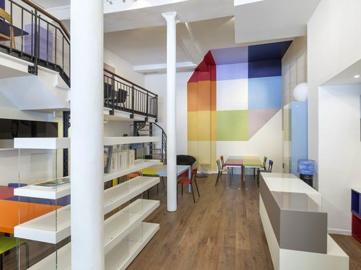LAGO inaugura a Parigi il primo LAGO AT WORK in Francia