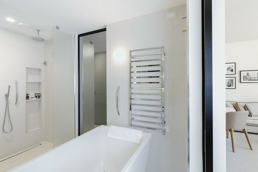 The radiators designed by Scirocco H land at the JW Marriott Venice Spa & Resort