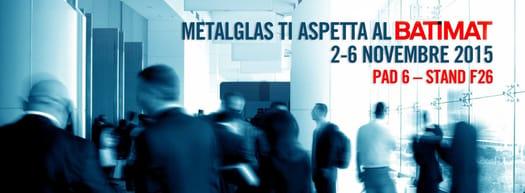 Metalglas Bonomi a Batimat 2015