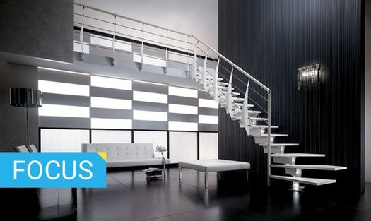Scale per interni guida alla scelta e alla progettazione for Piccoli piani di casa con costi da costruire