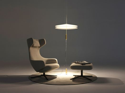 Un 'effetto etereo', Flamingo by Vibia