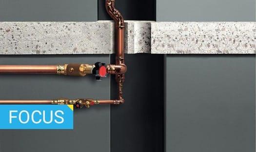 Impianti idrico sanitari reti di adduzione e di scarico - Impianto acqua bagno ...