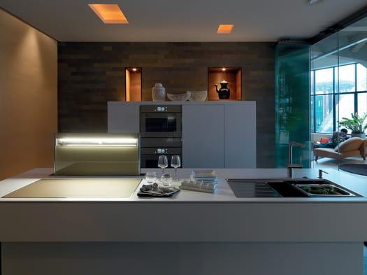 Frames by Franke - il sistema di cucina modulare