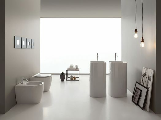 Scarabeo Ceramiche presents new bathroom collection