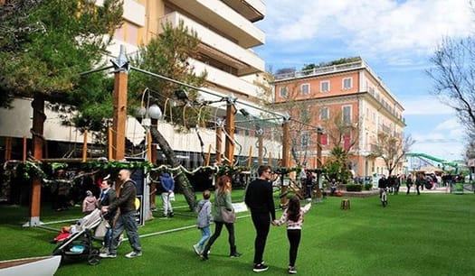Oikos per il Greenpark di Riccione