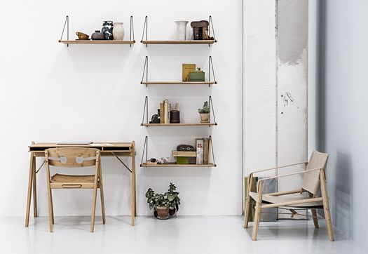 Loop: reshaping the traditional shelf