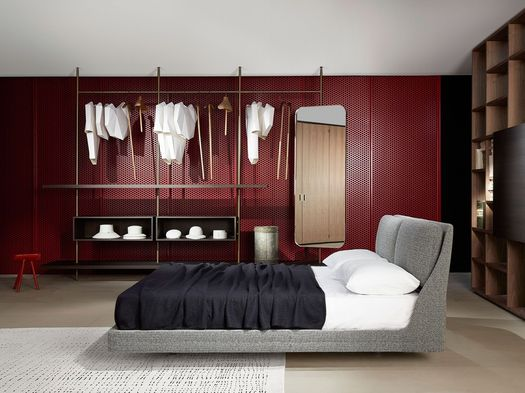 La camera da letto protagonista del vivere quotidiano