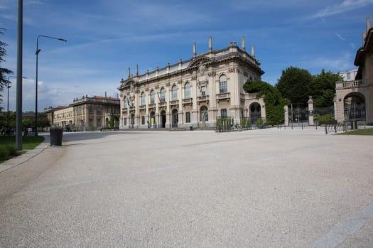 RUREDIL firma la nuova pavimentazione  del Politecnico di Milano