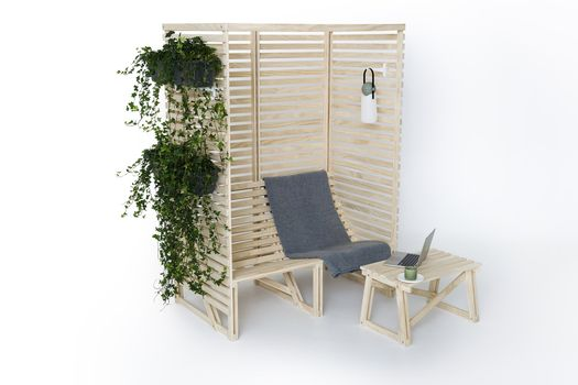 Patioset: an iconic (garden) set with modern comfort
