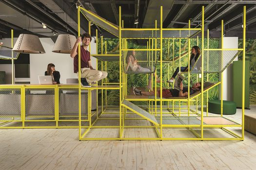 CoWorking, interaction, consultation, socializing