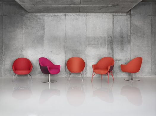Residential Workspace. Thonet at Orgatec
