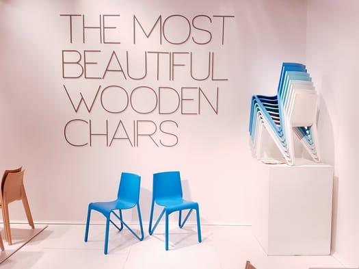 ZESTY chair: minimum material, maximum comfort