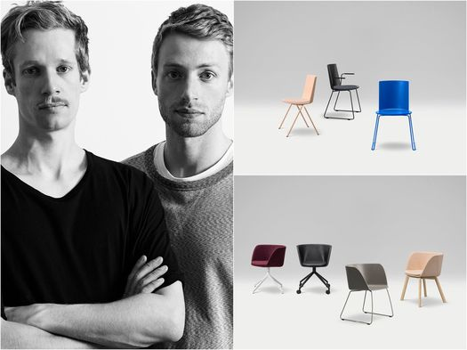 Acme and Verve. Pure design, scandinavian identity
