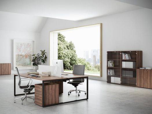 New workspaces by Fantoni presented at Orgatec