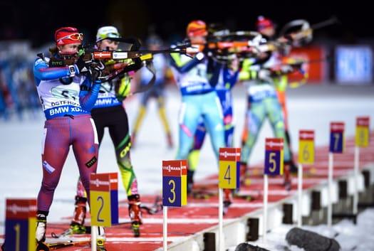 Hörmann è premium sponsor dei campionati del mondo di biathlon
