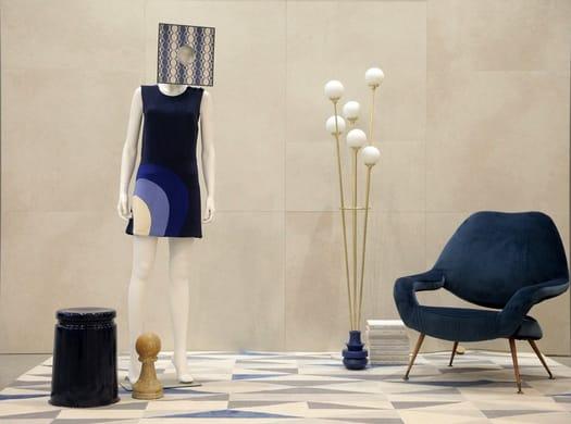 Moda e design. Lualdi e Casalgrande Padana