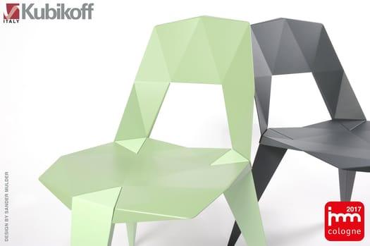 Pythagoras, la sedia che si ispira agli origami