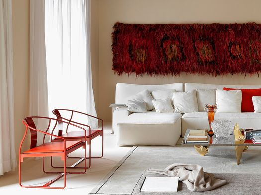 DriadeLivingRoom: the Driade world of home interiors