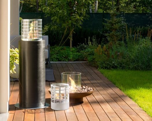 Planika extends its collection of portable bio fireplaces