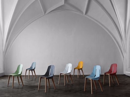 DIAGO: the origami-inspired chair