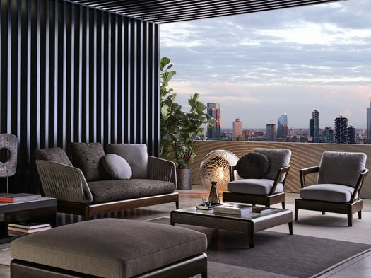 Minotti Outdoor Collection