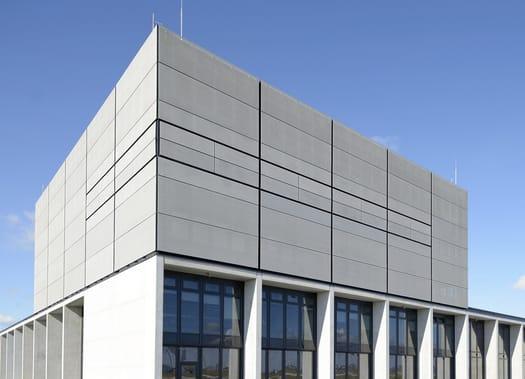 Schüco presenta la nuova facciata tessile FACID