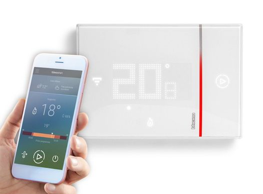 Il termostato Smarther BTicino  premiato agli IF DESIGN AWARD 2017