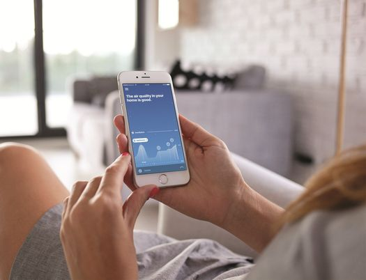 Healthbox 3.0 by Renson: compact 'smart home' ventilation unit with installation app