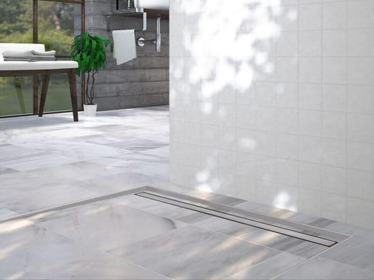 Flow di OMP: la versatilità nelle caditoie doccia