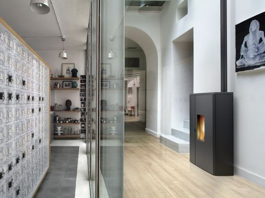 Sustainability and design. The fire according to MCZ Group