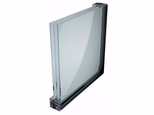 Eku Perfektion Light: when glass takes center stage