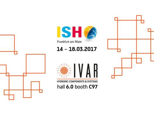 Le soluzioni IVAR a ISH 2017