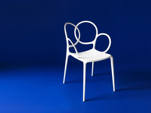 Sissi, the new Driade project at Salone del Mobile