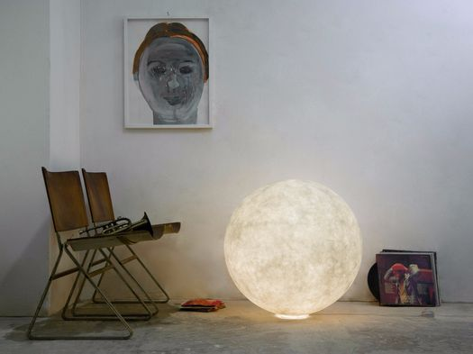 Nebulite and Laprene. Light by In-es.artdesign