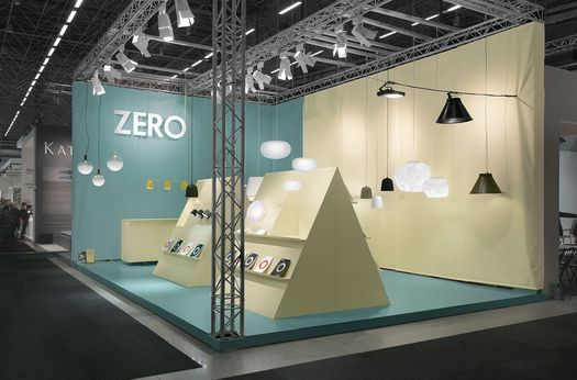 Zero lights up Euroluce