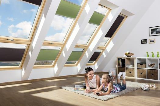 Greenery-mania per le finestre da tetto FAKRO