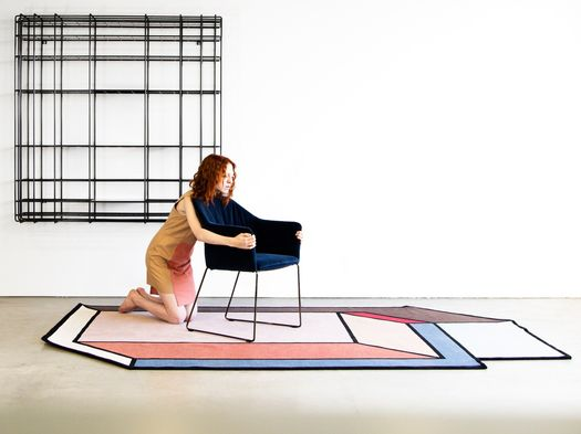 Hot-Date. A creative liaison between Saba and cc-tapis
